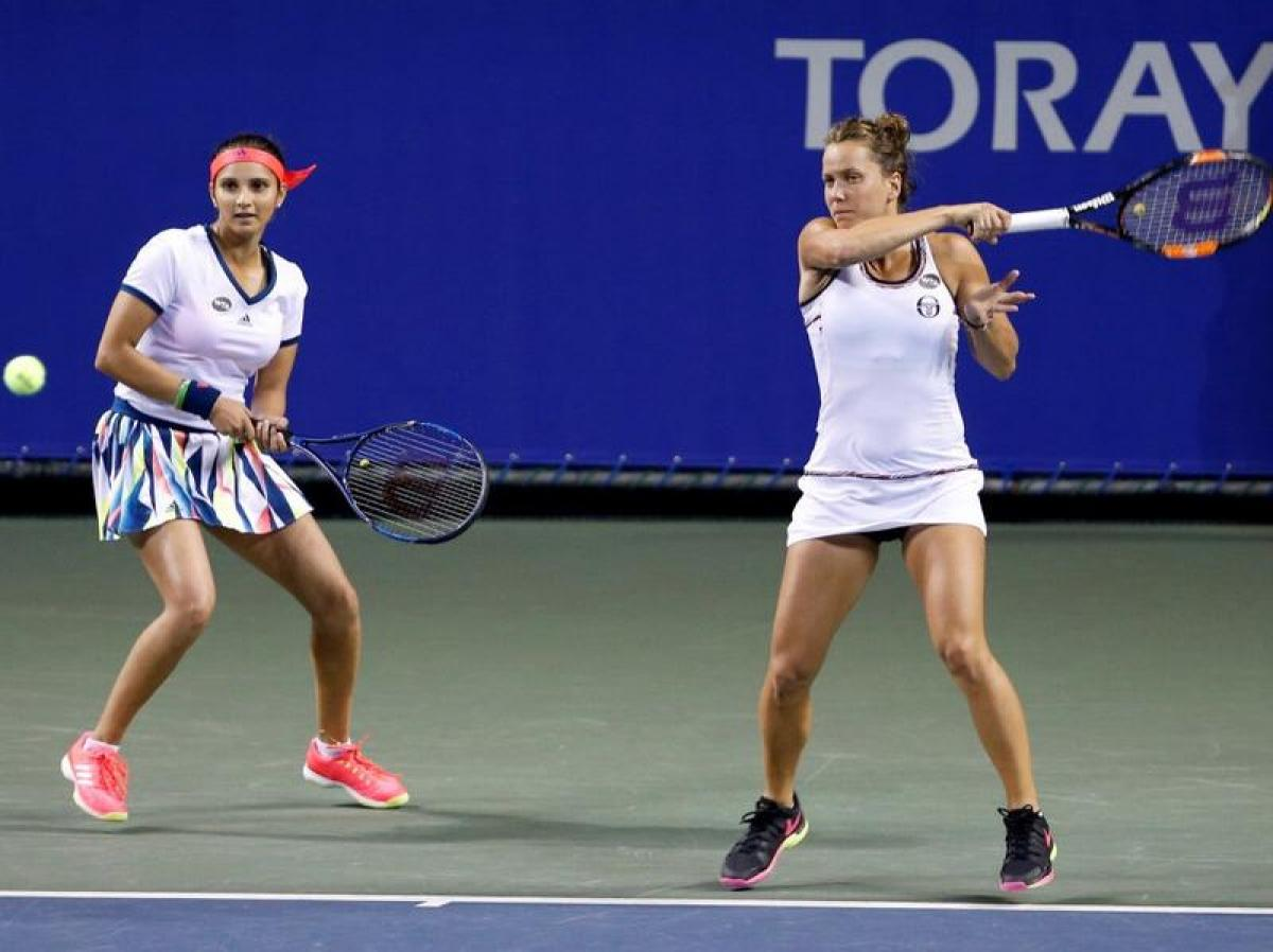 Wuhan Open: Sania-Strycova lose the final hurdle