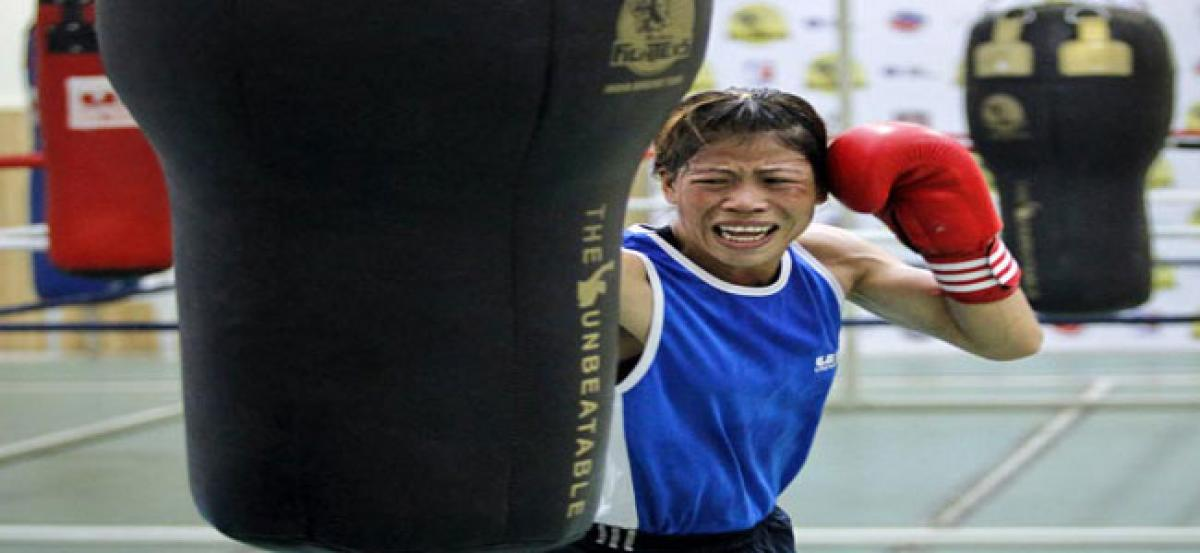 Mary Kom to return to action next month