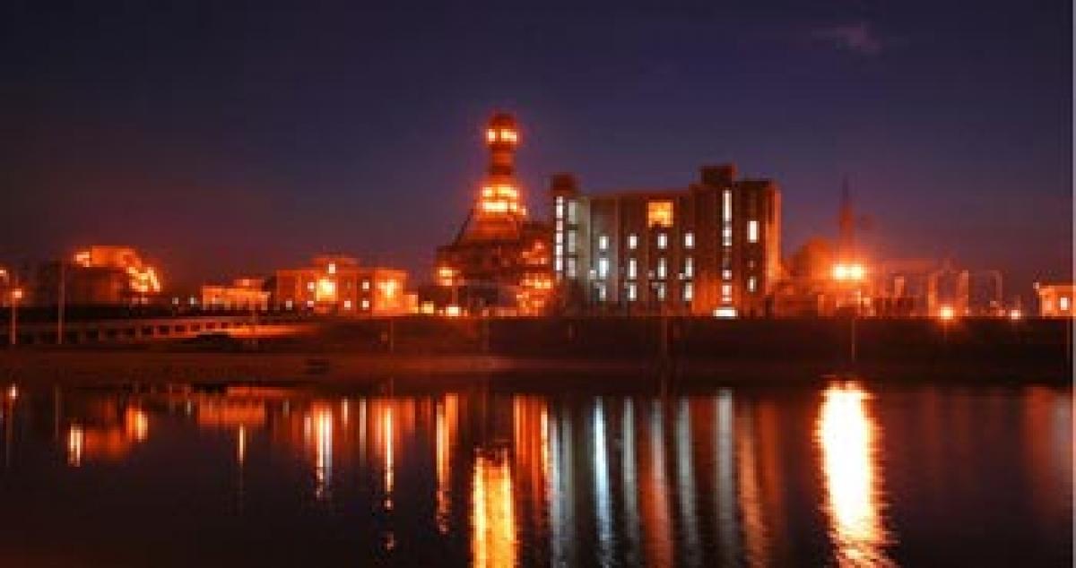 GMR gas plant begins operations in Rajahmundry