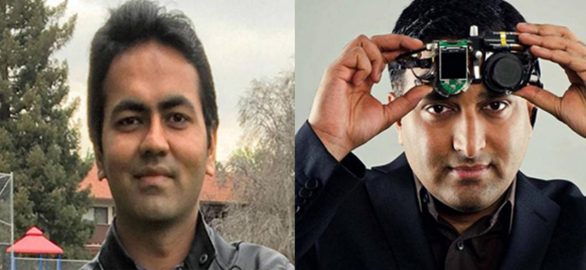 Two Indian-American scientists from MIT Honoured with Prestigious US award