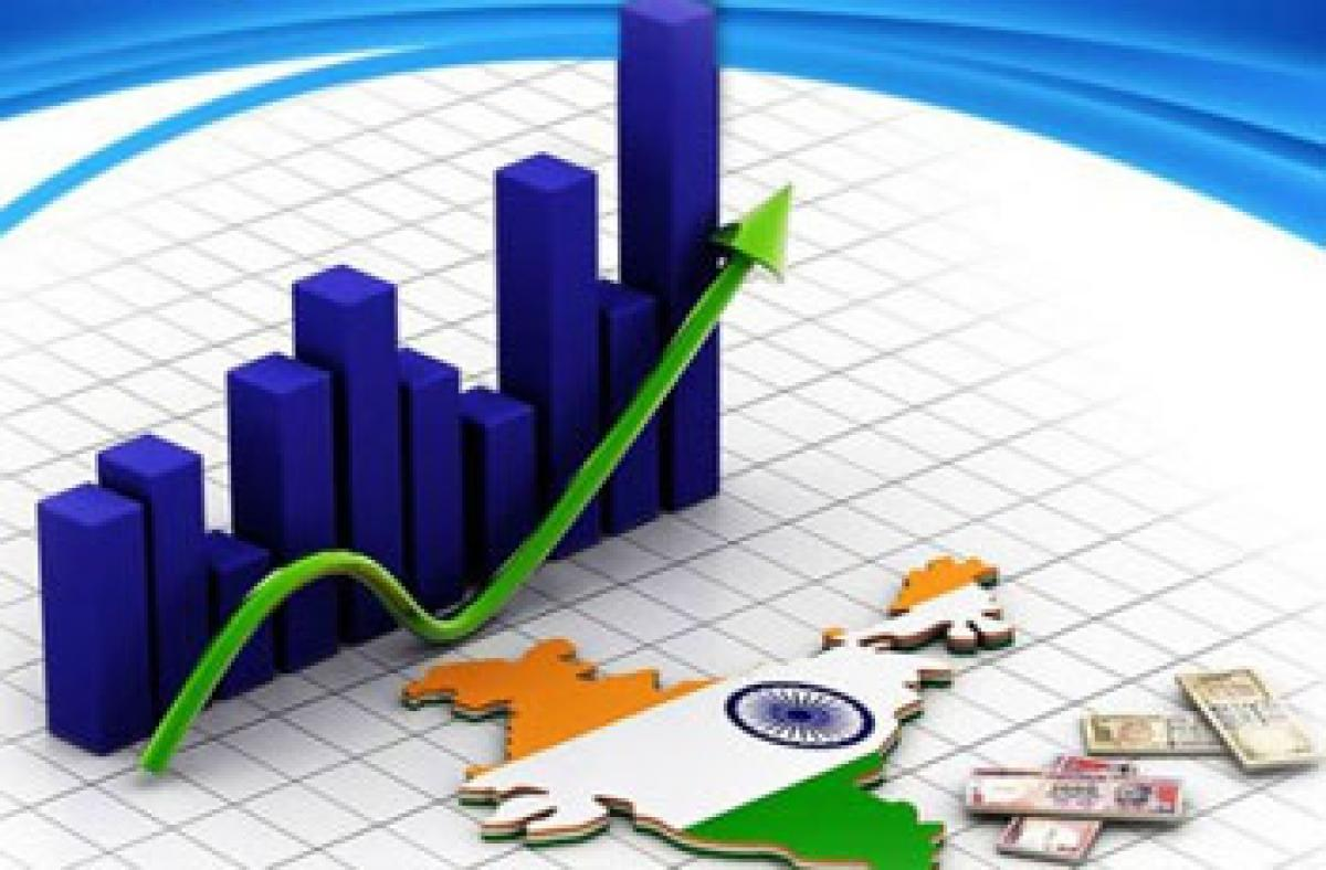 Negative export growth, bad monsoon, roadblocks to GST did not stop Indian economy from growing