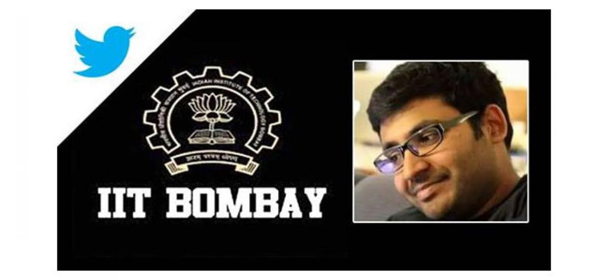 Twitter appoints IIT-Bombay alumnus Parag Agrawal as new CTO