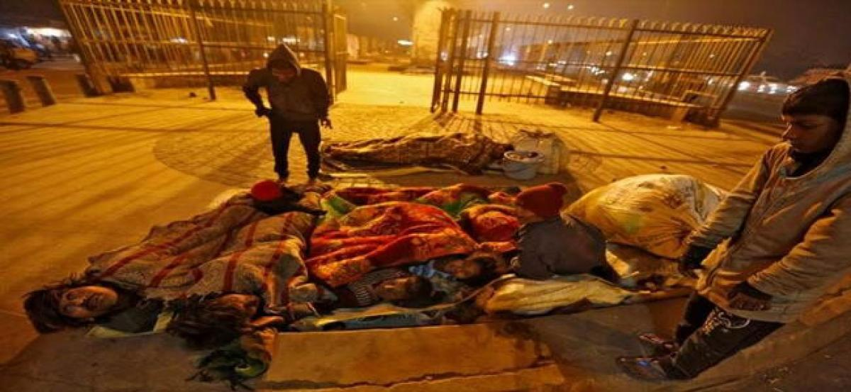 Delhi's homeless may get jobs soon!