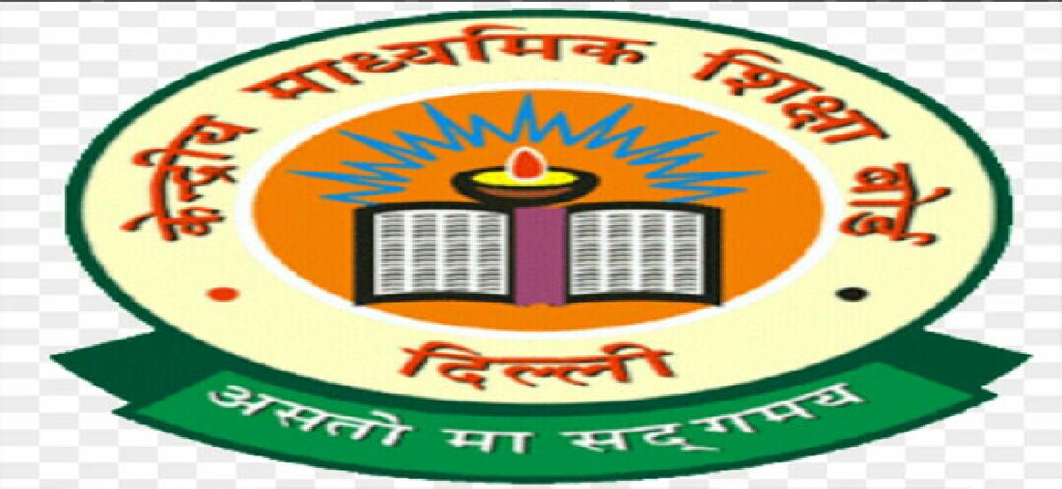 CBSE to open tele counselling line today