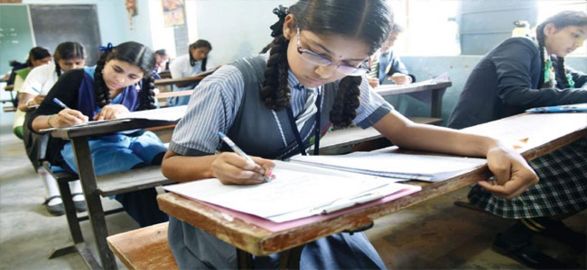 Easing examination phobia