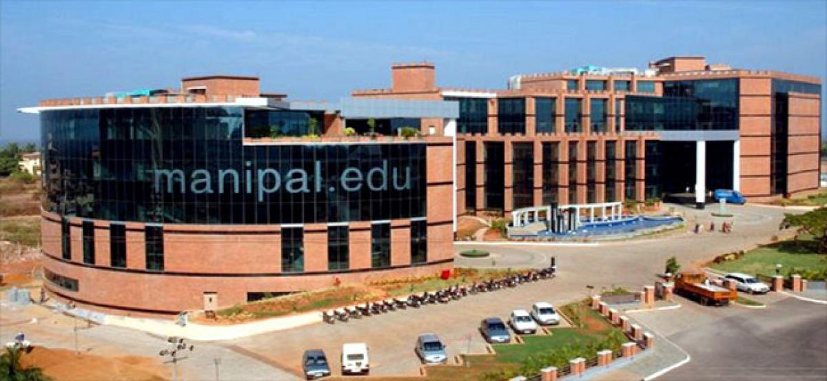 Manipal Academy invites applications