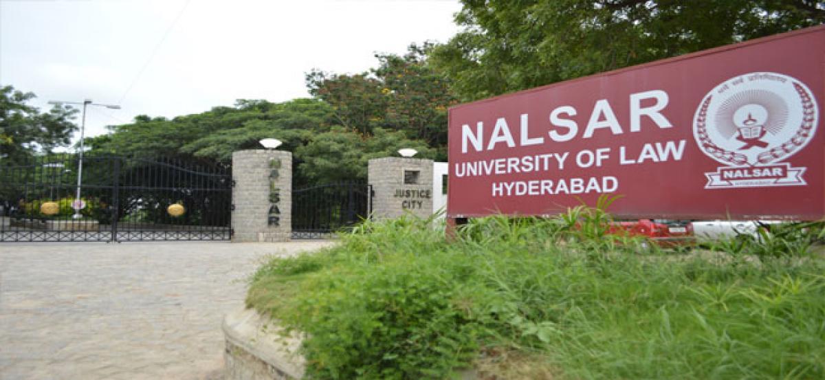 NALSAR invites applications