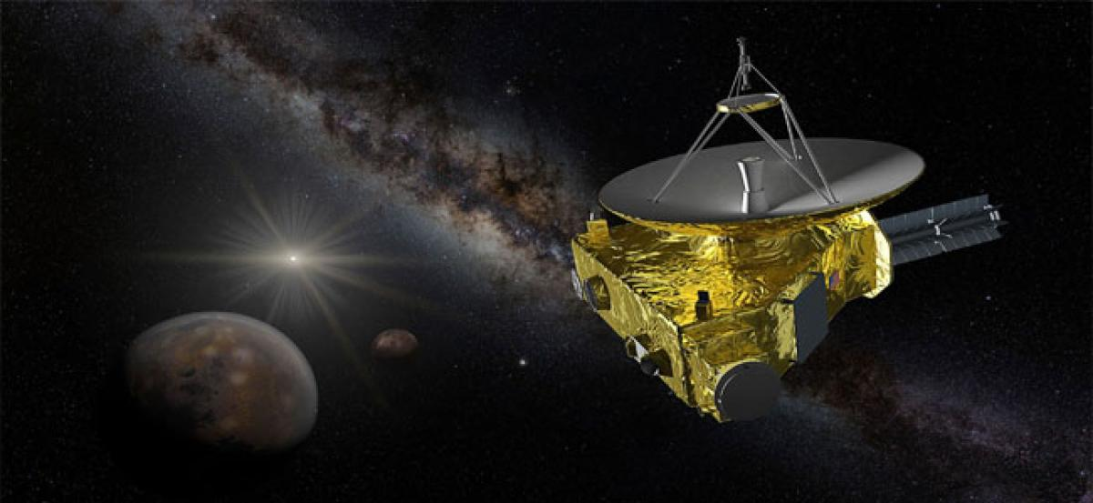 NASA's New Horizons snaps farthest images