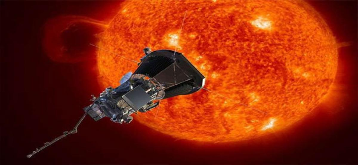 NASA wants you to send your name to Sun