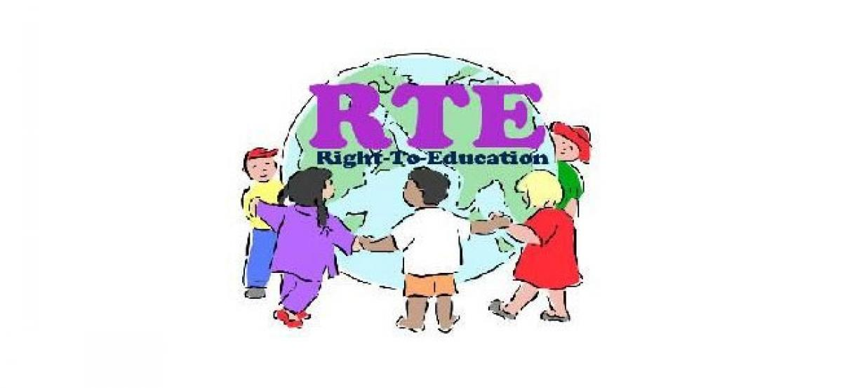 No proposal to extend ambit of RTE Act: HRD