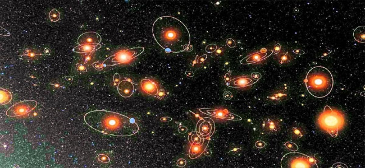 Eureka! Planets beyond Milky Way discovered