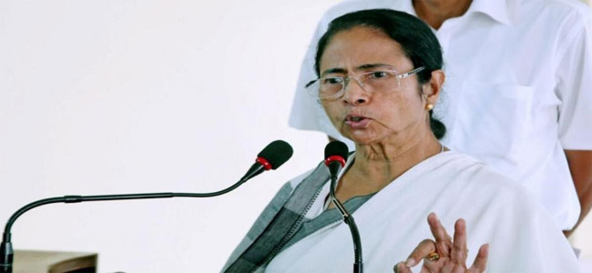 Calcutta varsity confers D Litt on Mamata Banerjee
