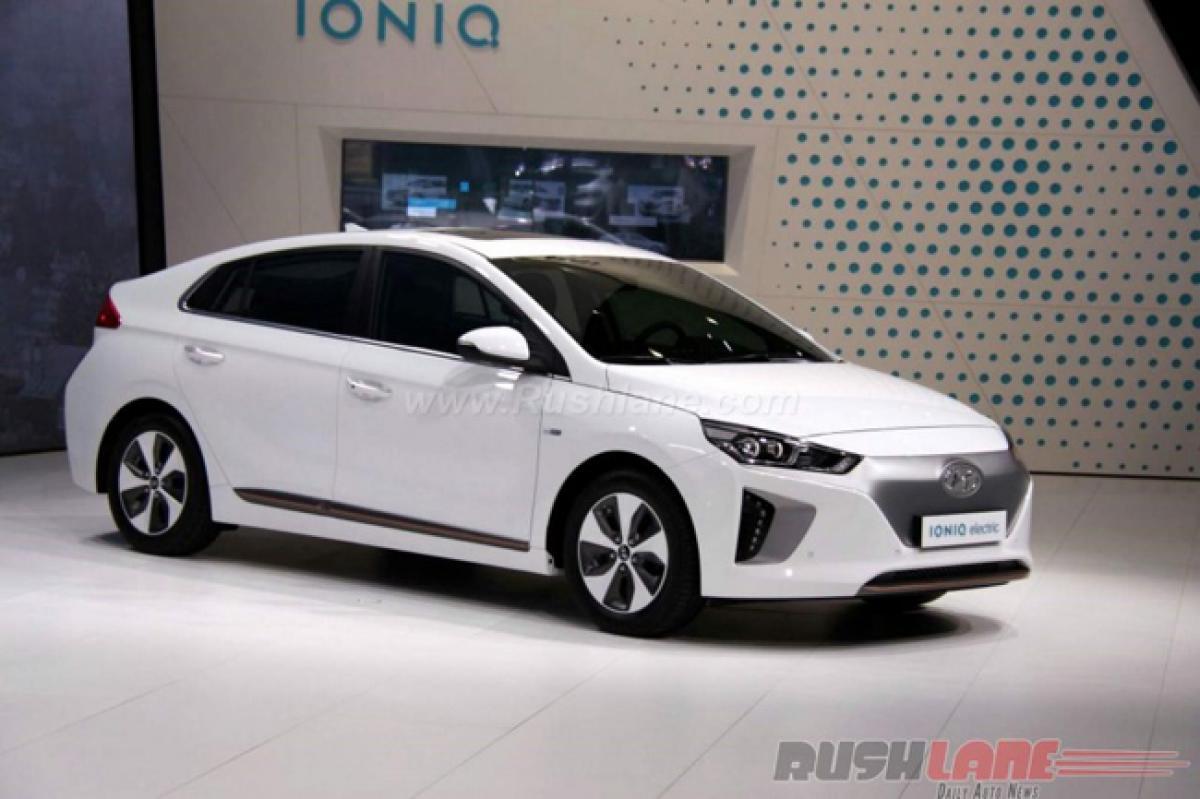Coming soon: Hyundai Ioniq plug-in hybird on Indian roads?