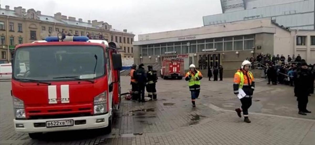 10 die as twin blast rocks metro in Russia