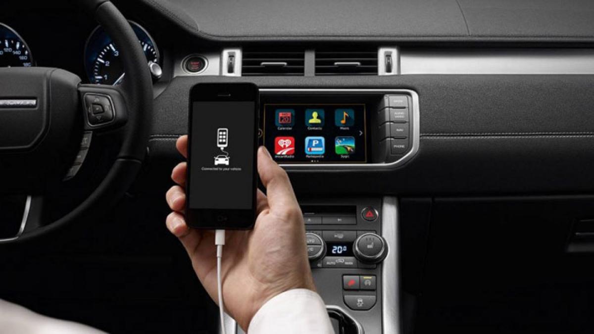 JLR launches InControl apps smartphone integration platform
