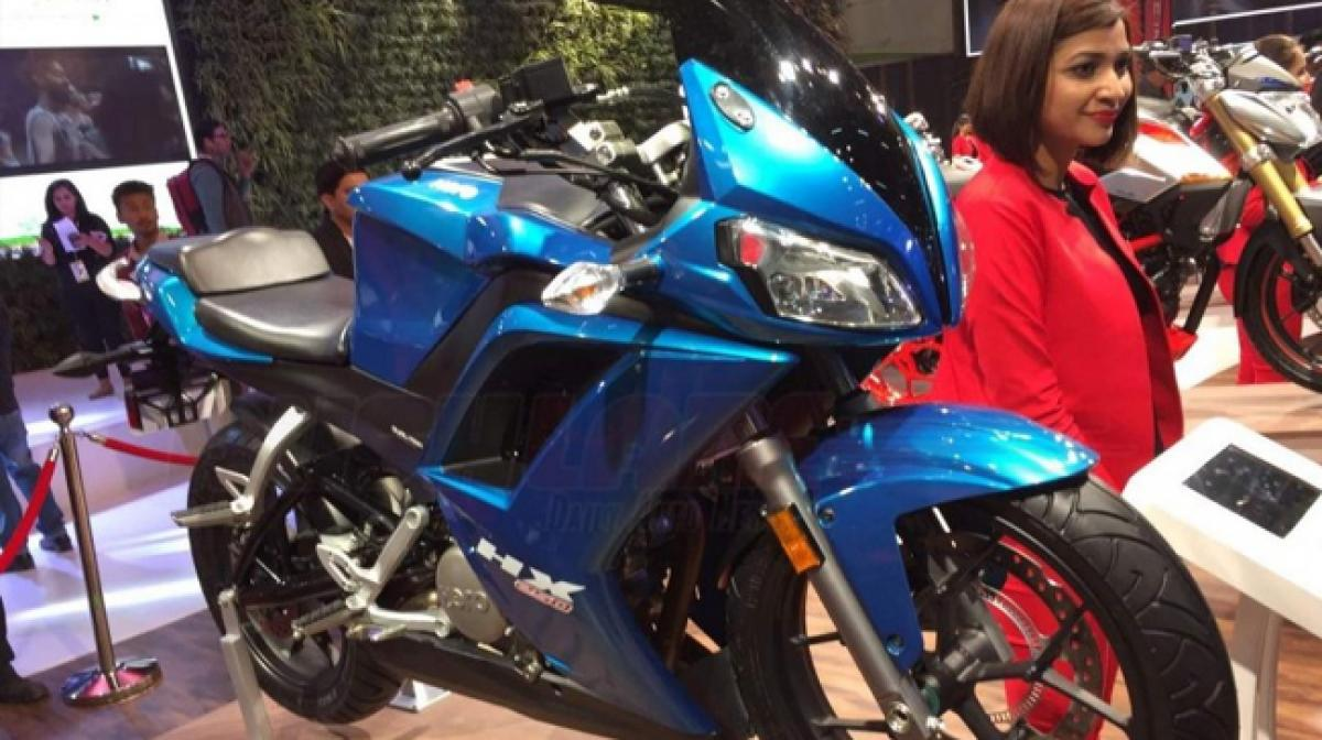 Check out: Hero HX250 features pirce in India Auto Expo 2016