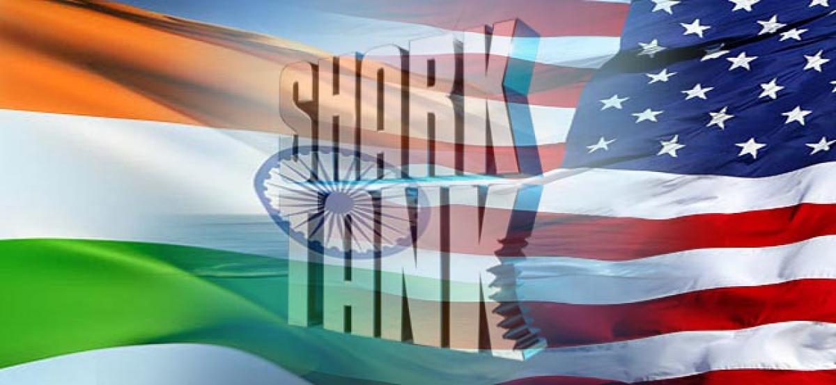 American TV series Shark Tank invites NRI