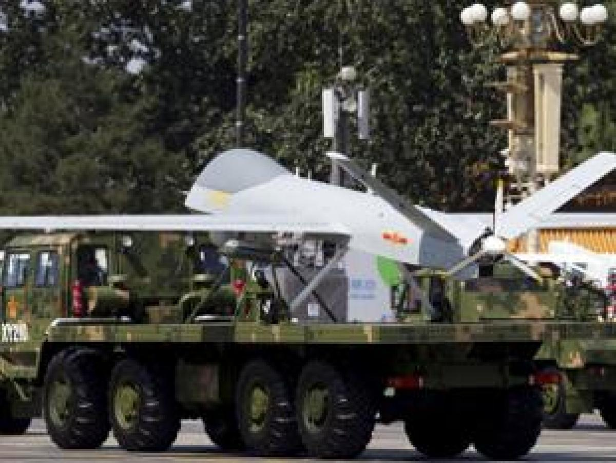 Chinas latest combat drone could be its biggest export item
