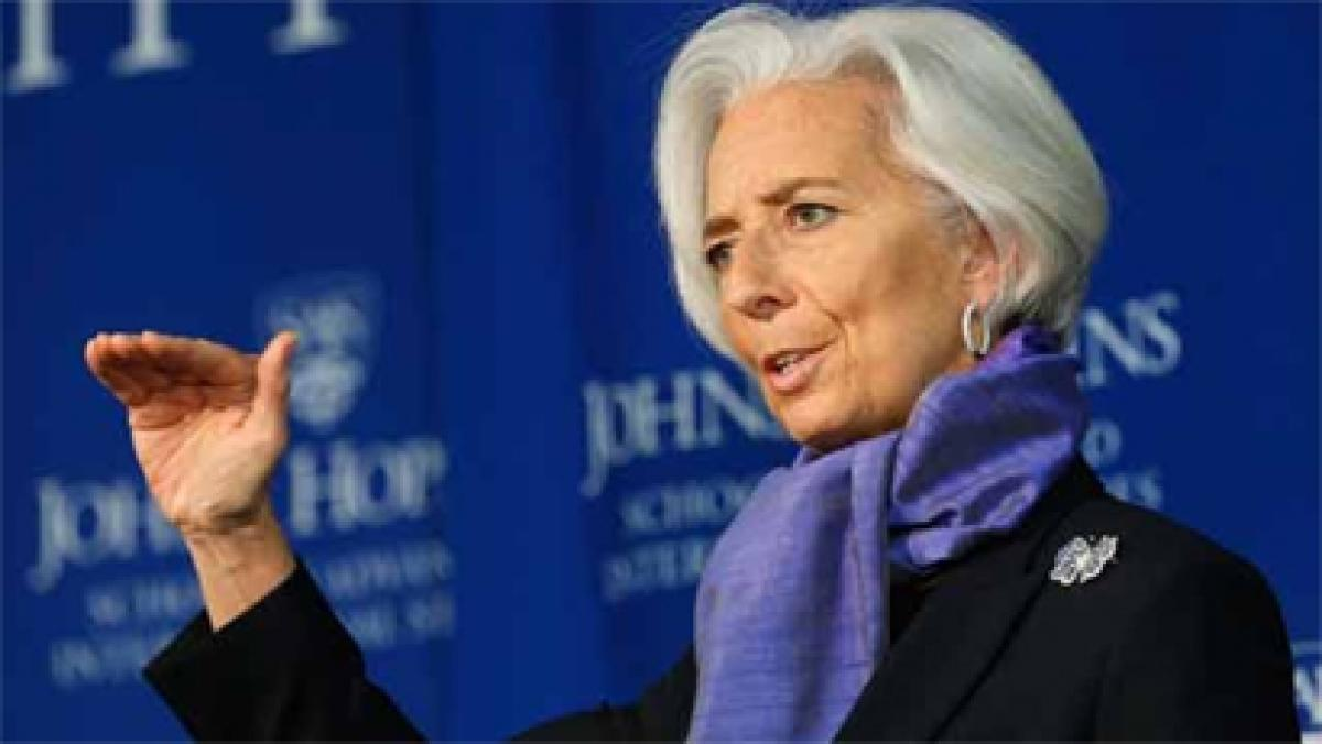 Lagarde gets second term as IMF chief