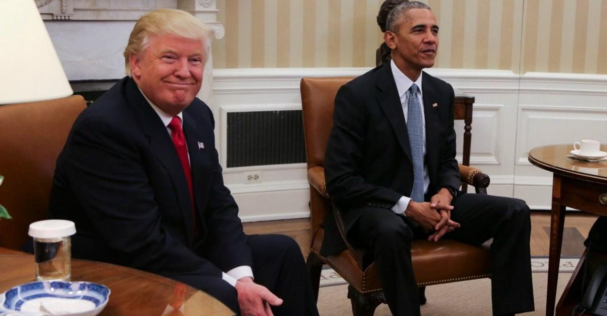 Trump to repeal lot of Obamas actions