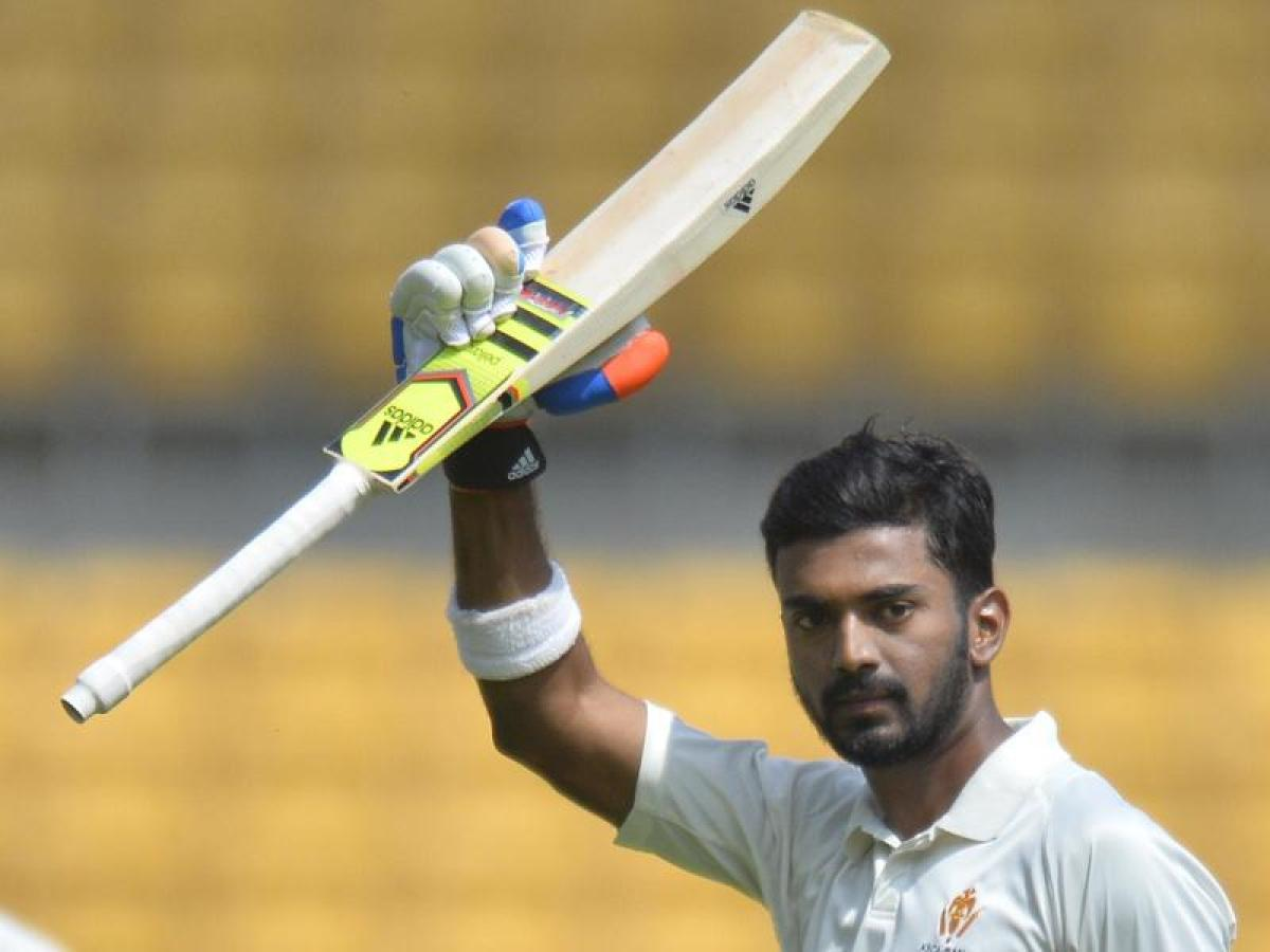 KL Rahul joins Indian team for the second test against England