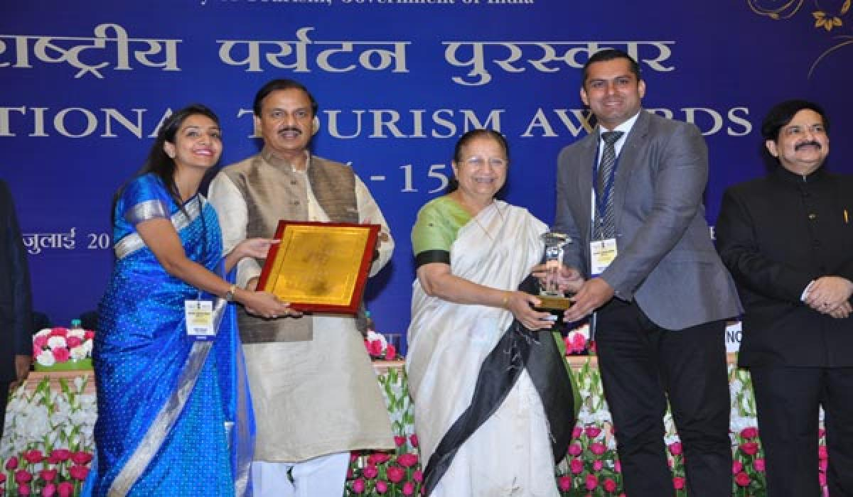 India City Walks bags national award for Best Heritage Walk