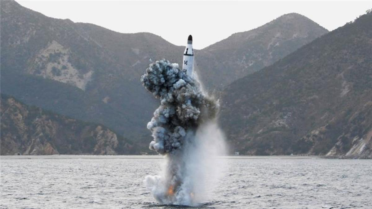 North Korea announces success of tested new ballistic missile
