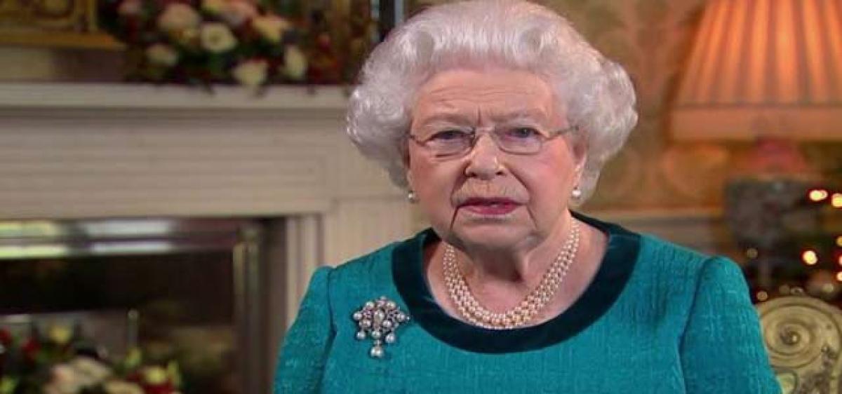 Queen Elizabeth II was nearly shot by guard