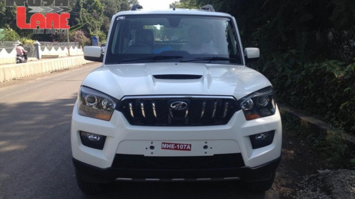 Mahindra Scorpio XUV 500 complies with SC guidelines on diesel passenger cars