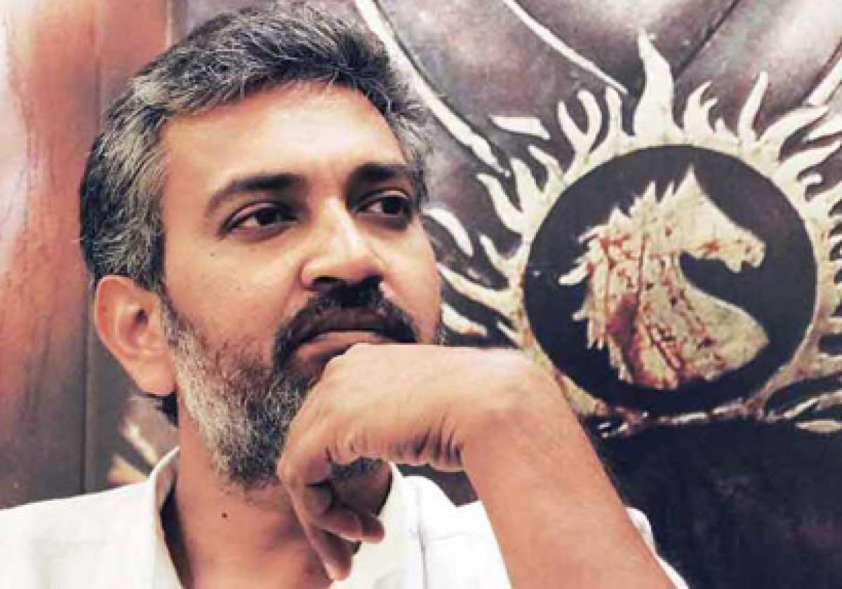 What you see in Baahubali is just few fleeting shots from his life: Rajamouli