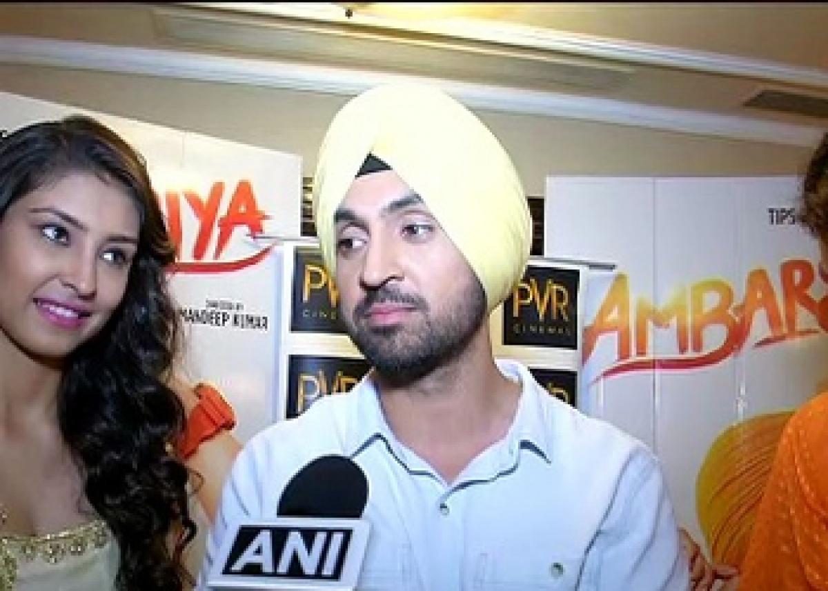 After Kareena, Anushka which `biggie` to work with Diljit Dosanjh?