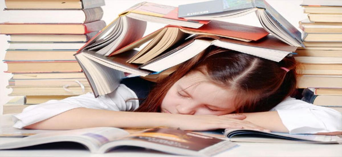 14 tips to help cope with academic stress