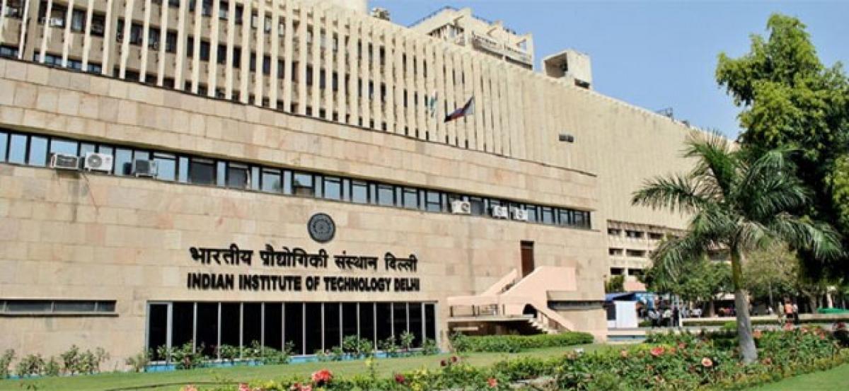IIT Delhi establishes centre to study air pollution