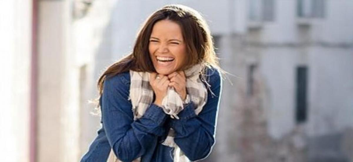 Laughing at yourself may be good for mental well-being