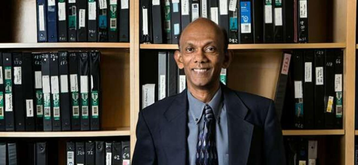 Indian origin prof gets $6 L grant to develop lupus cure