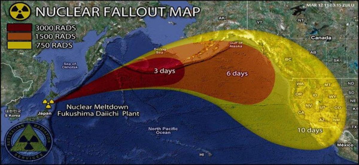 Greenpeace wary of Fukushima radiation
