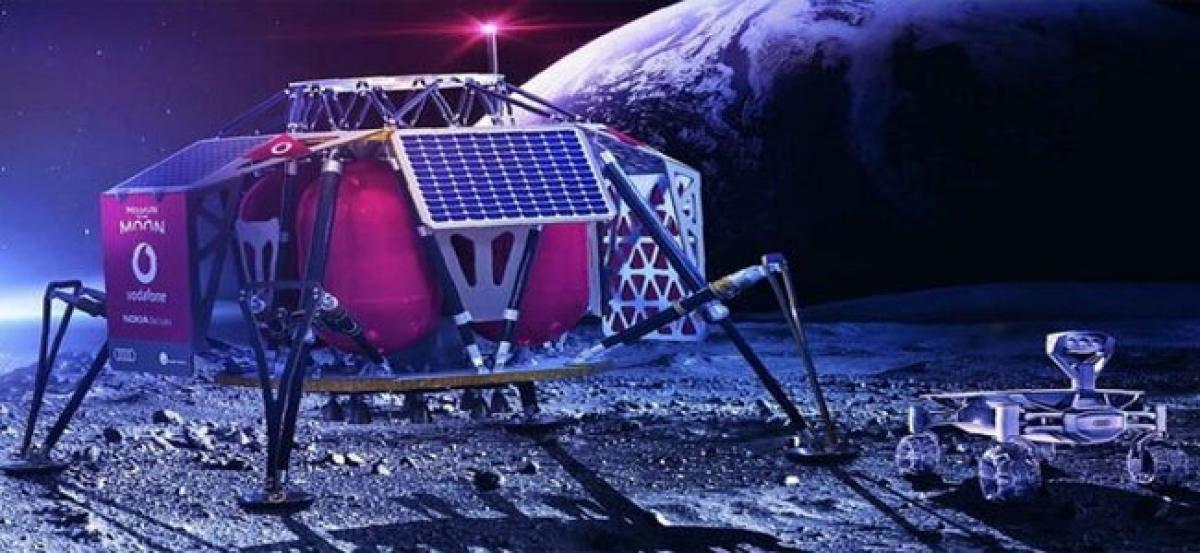 Moon to have 4G network in 2019