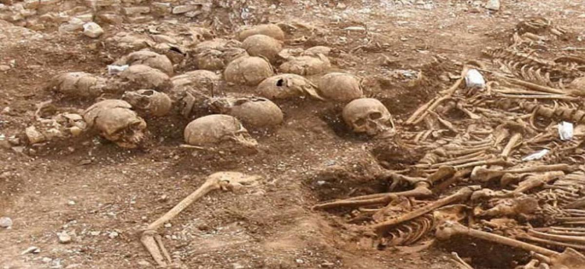 Viking age grave found in England