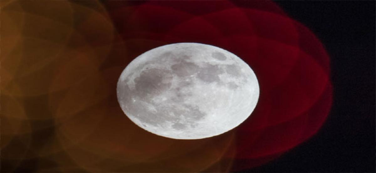 Super blue moon may reveal many secrets