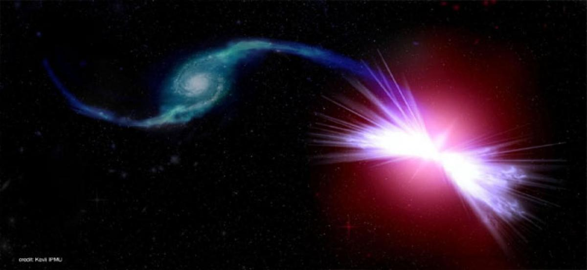How supermassive black holes prevent star formation