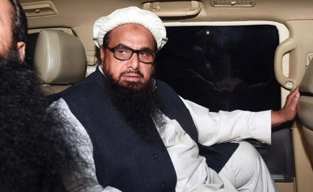 Jamaat-ud Dawa Chief Hafiz Saeed, Four Others Listed In Pakistans Anti-Terror Act