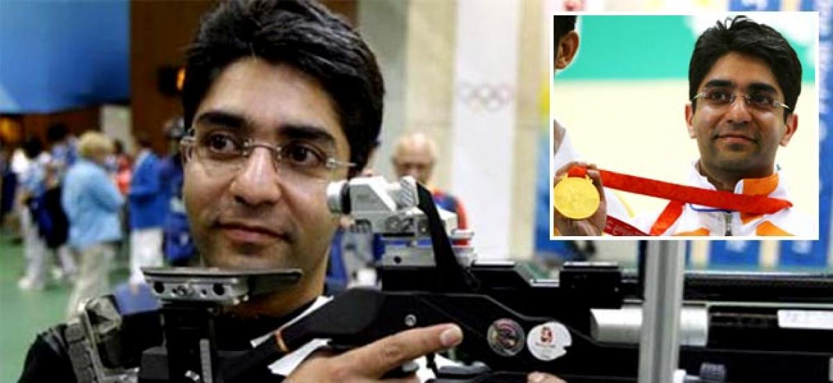 Abhinav Bindra Best bet for Indias golden dreams at Rio Olympics