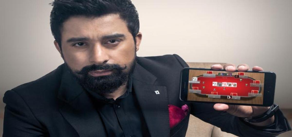 Rannvijay to front ads of poker gaming portal