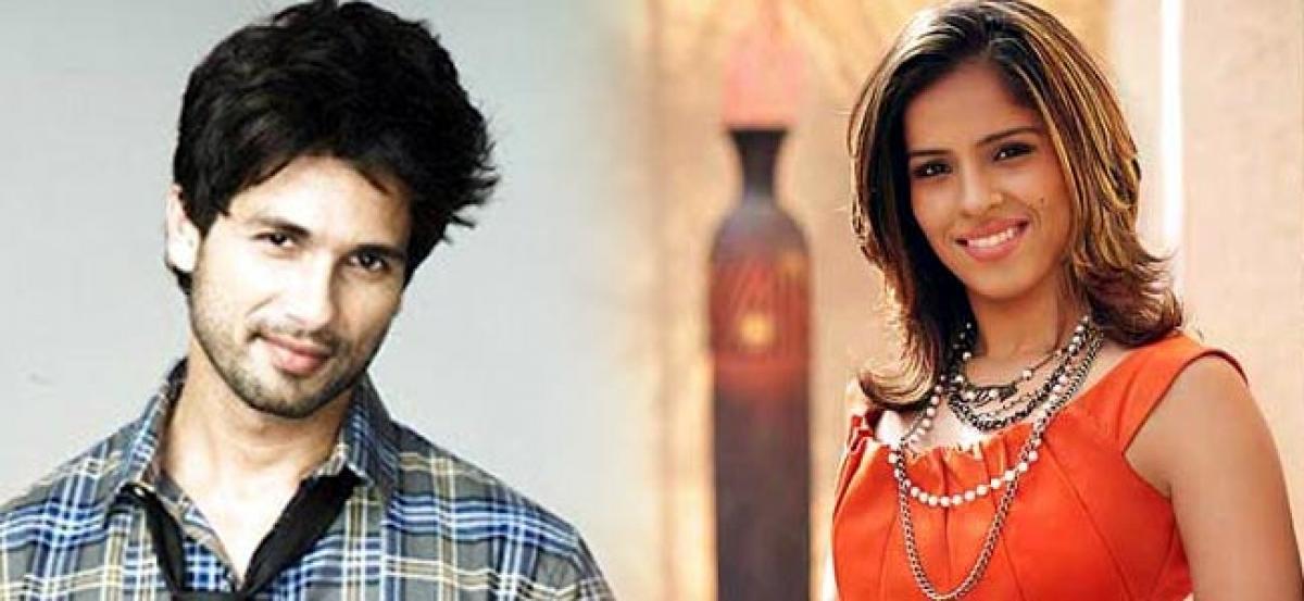Saina-Shahid in mutual admiration society