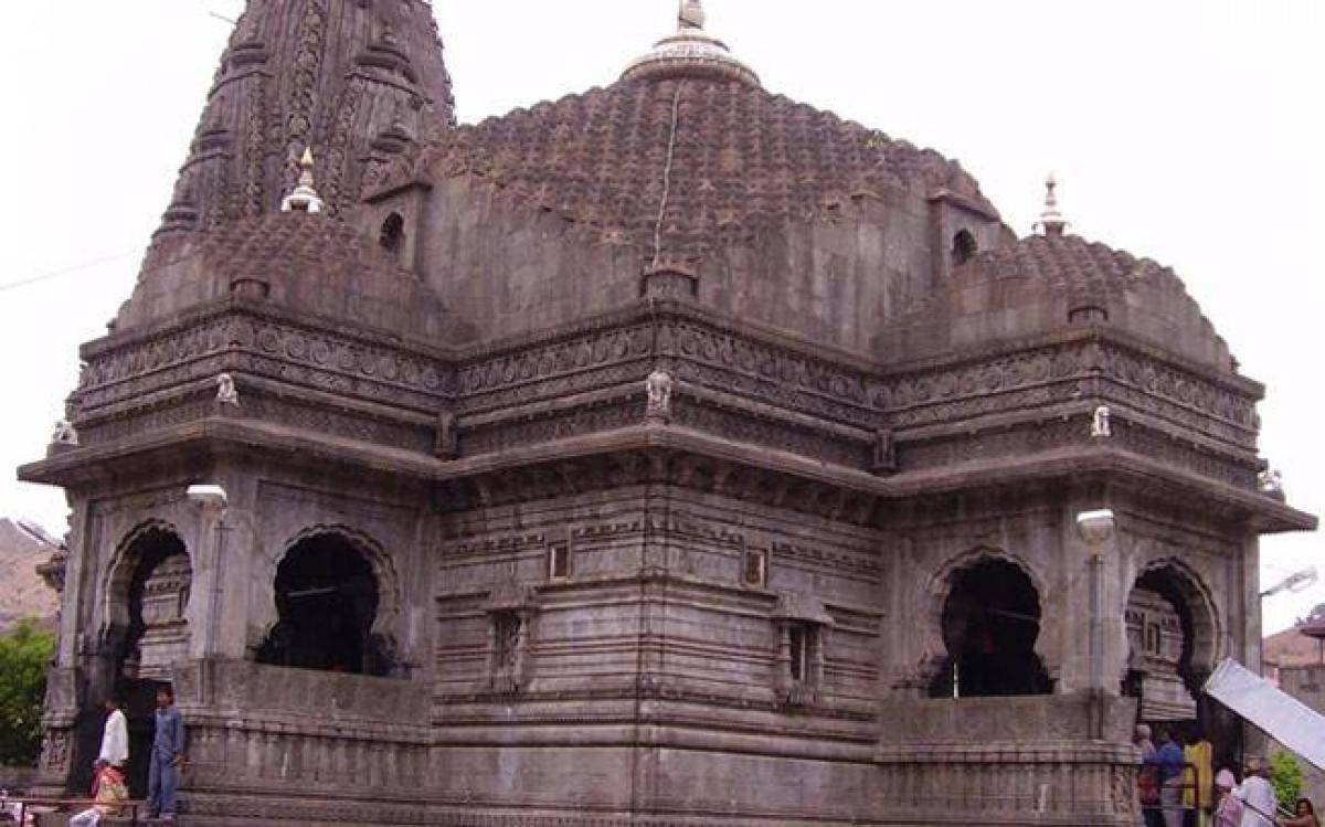 Trimbakeshwar Temple now allows entry of women