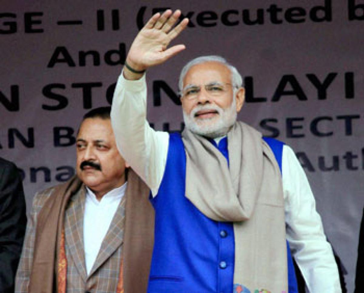 PM gifts 80K-cr package to J&K