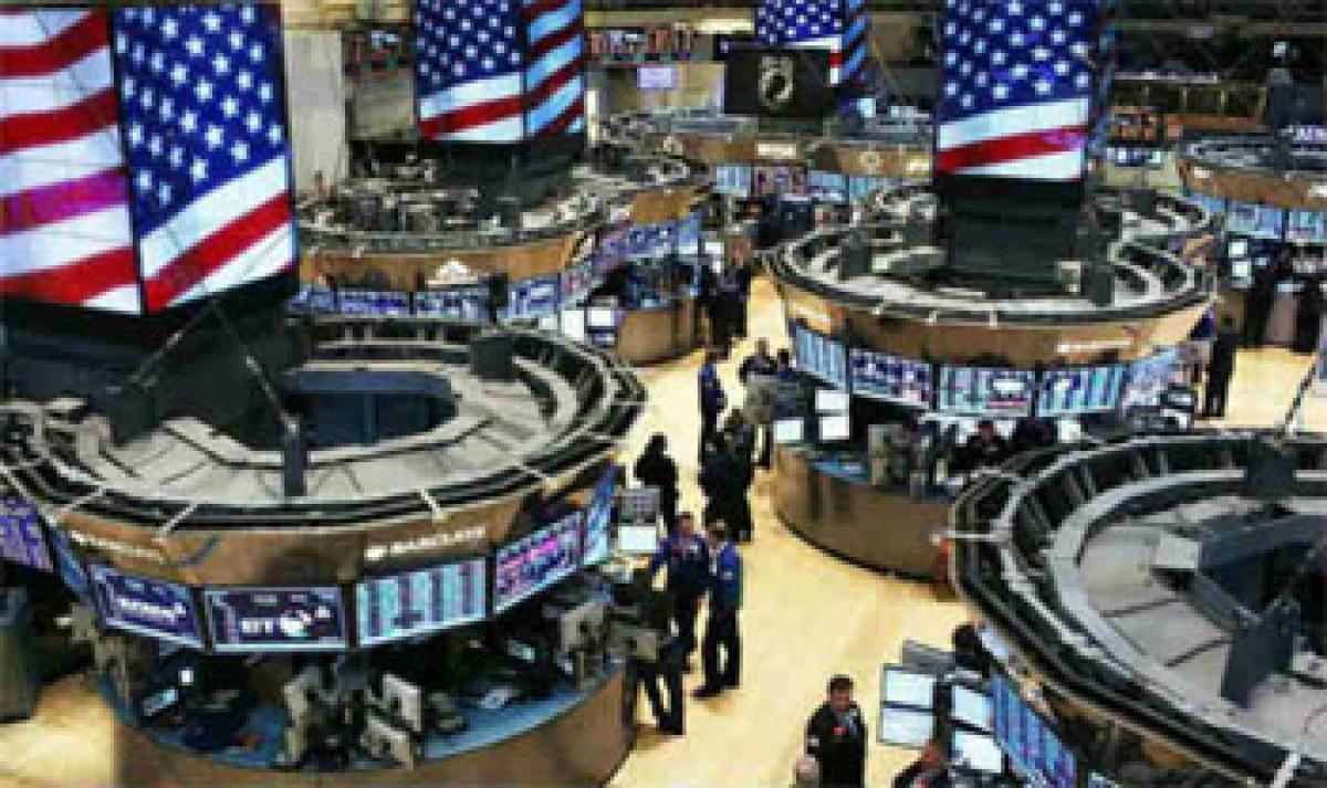 US stocks plunge after global rout