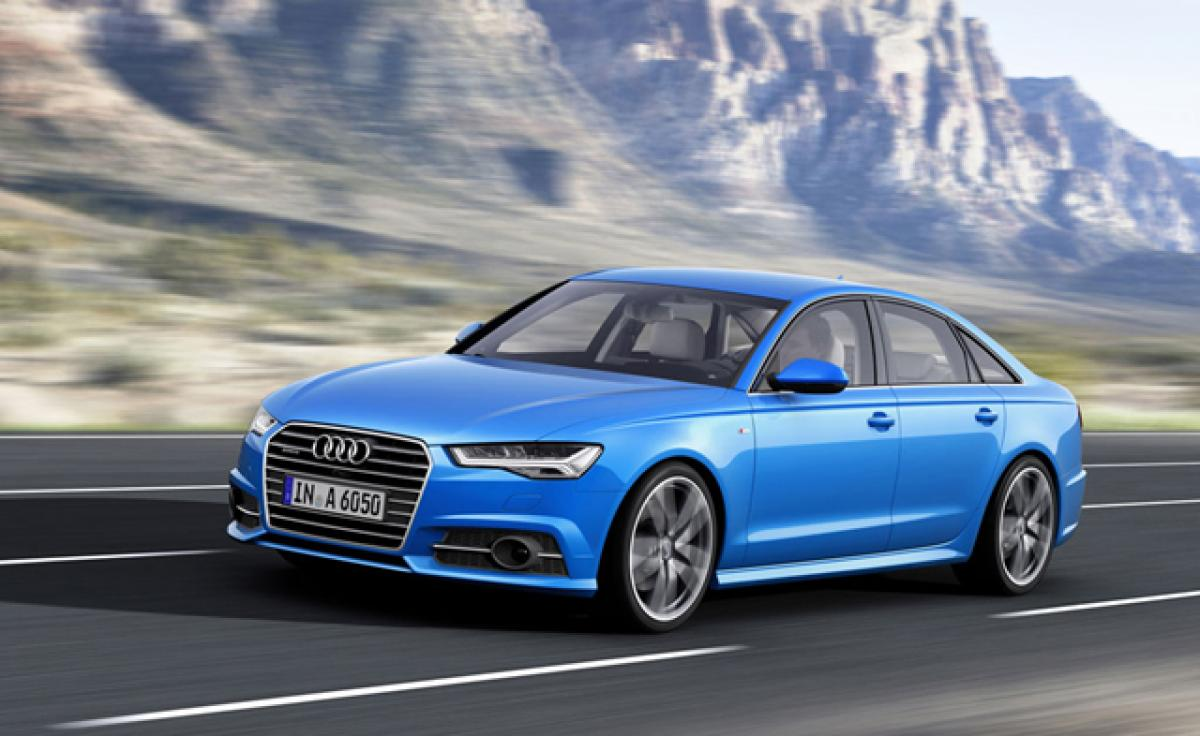 Audi launches A6 Matrix sedan priced at 49.5 lakh