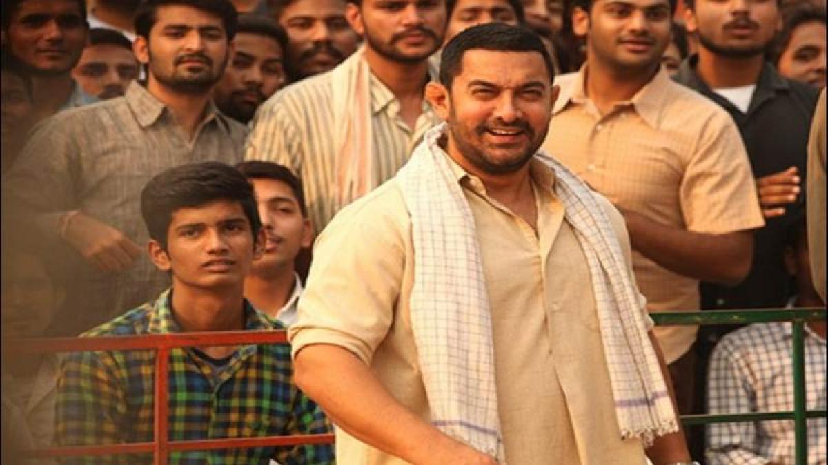 Aamir Khan's Dangal mints Rs 1000 crore in China, creates history