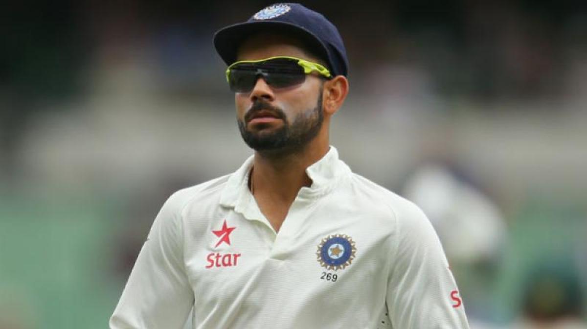 India Vs New Zealand: Kohli wins toss, elects to bat first
